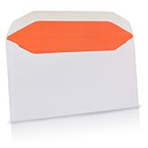 Gekleurde standaard envelop