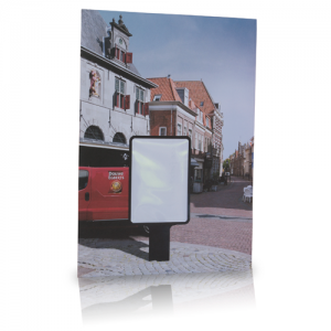 Direct mailing venster envelop