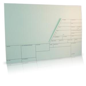 Standaard formaat dossiermap