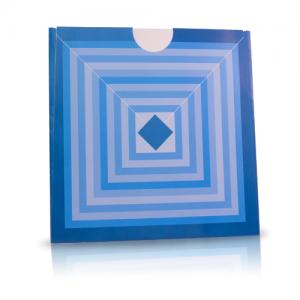 Vierkante envelop op maat